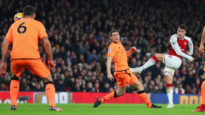 Soi kèo Arsenal vs Liverpool - Ngoại hạng Anh - 16/07/2019