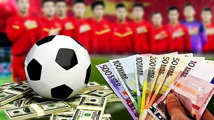 Những hình thức cược xiên trong cá độ bóng đá