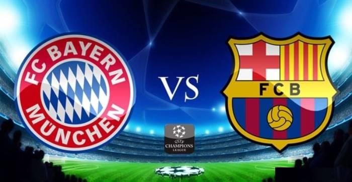 Soi kèo nhà cái Bayern Munich vs Barcelona – Champions League - 15/08/2020
