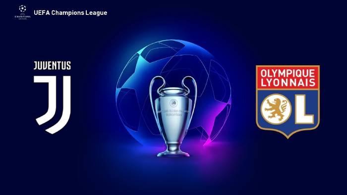 Soi kèo nhà cái Juventus vs Lyon – Champions League - 08/08/2020