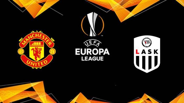 Soi kèo nhà cái Manchester United vs LASK Linz – Europa League - 06/08/2020
