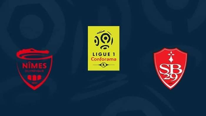 Soi kèo nhà cái Nimes vs Stade Brestois– VĐQG Pháp- 23/08/2020