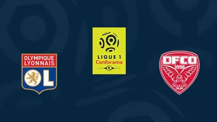 Soi kèo nhà cái Olympique Lyonnais vs Dijon– VĐQG Pháp- 29/08/2020